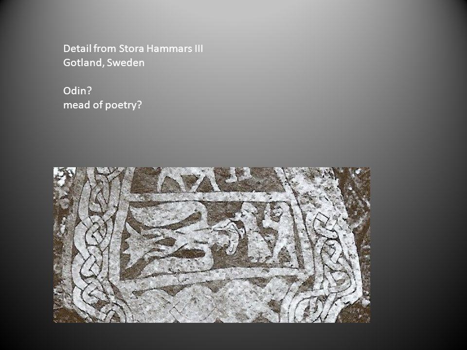 Detail from Stora Hammars III