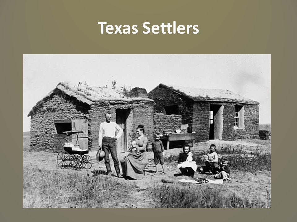 Texas Settlers