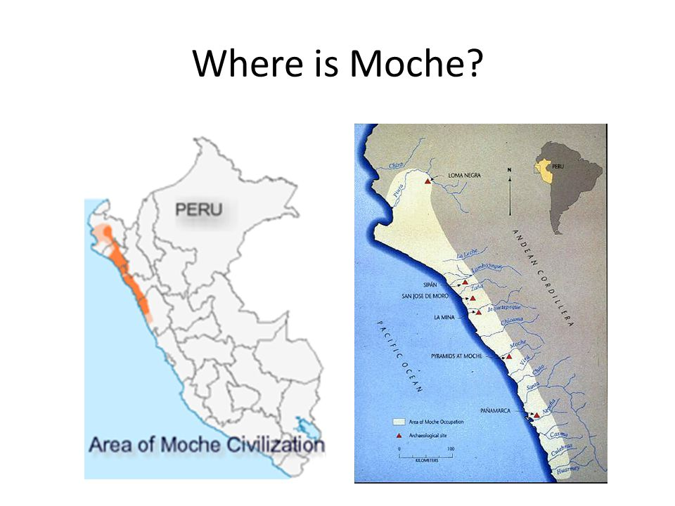 Where is Moche