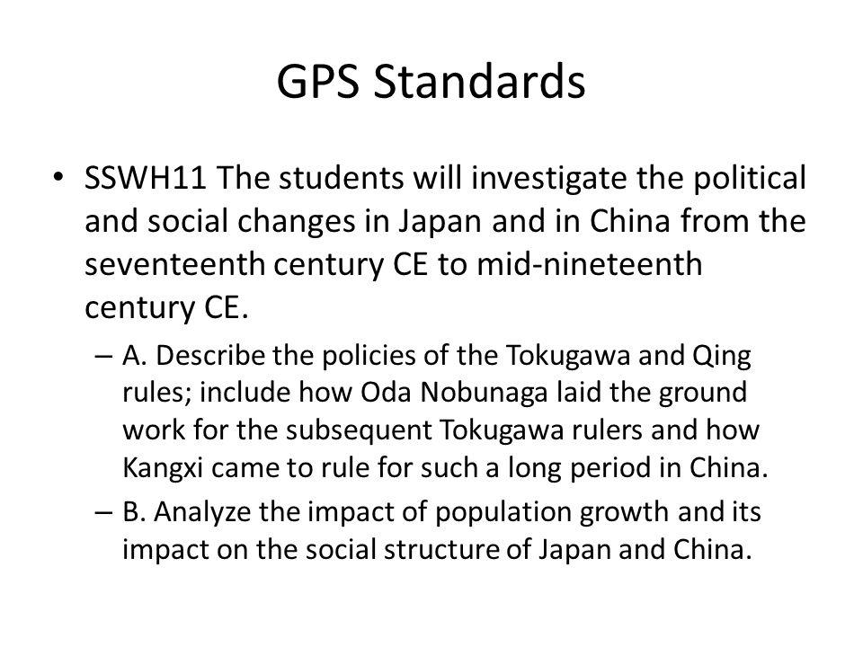 GPS Standards