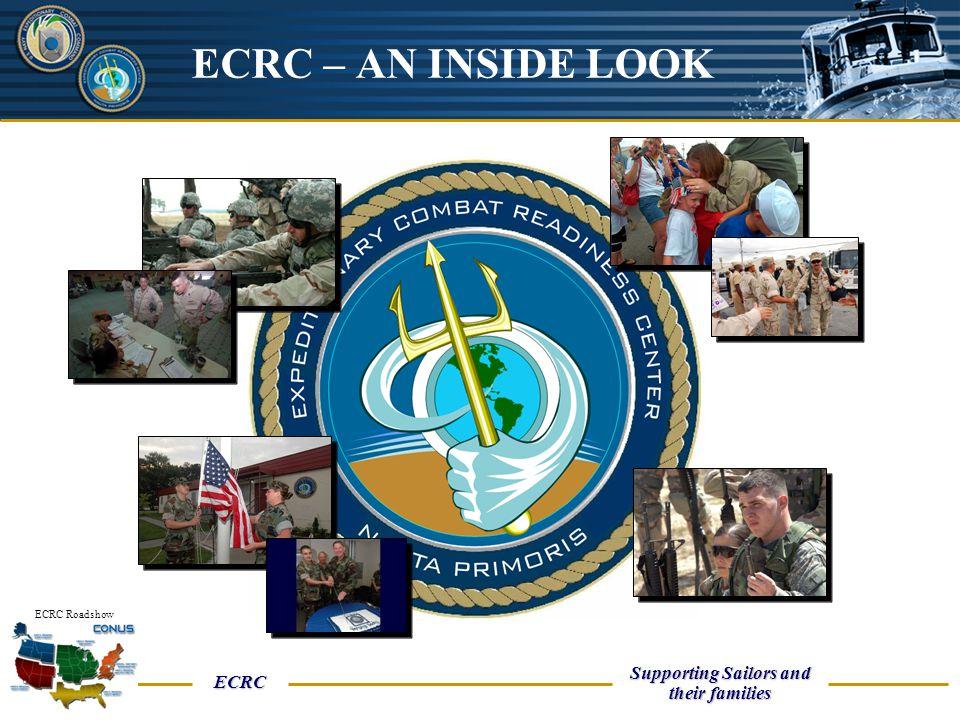 ECRC – AN INSIDE LOOK