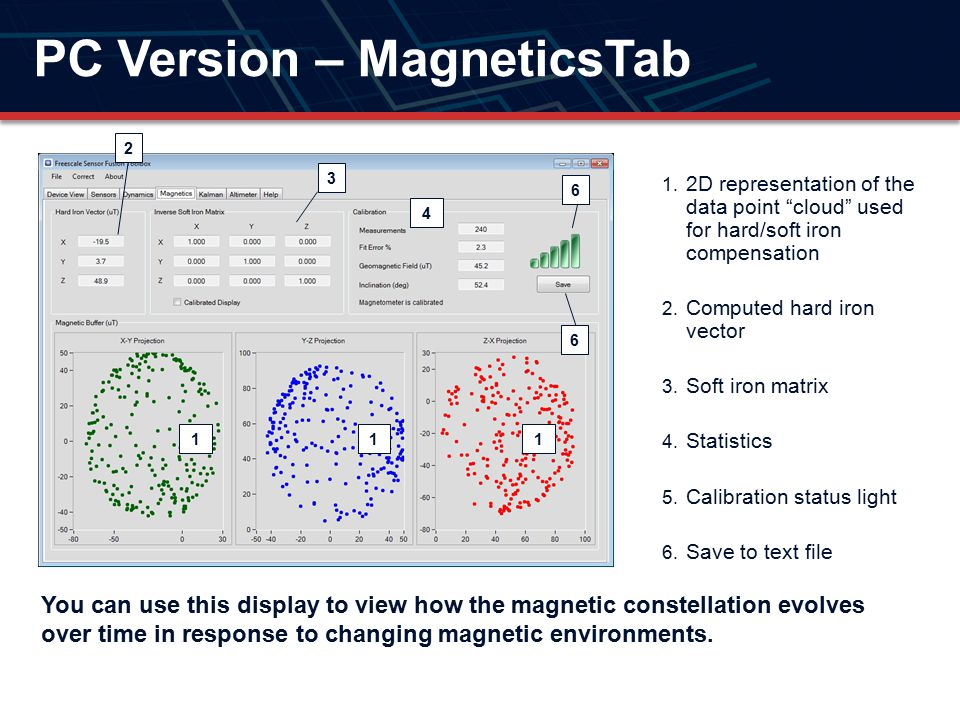 PC Version – MagneticsTab