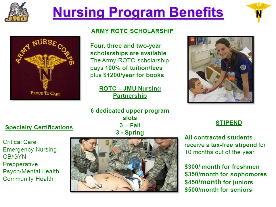 Nursing Program Benefits