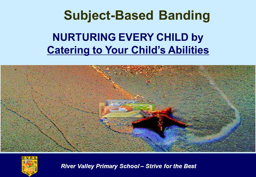 Subject-Based Banding