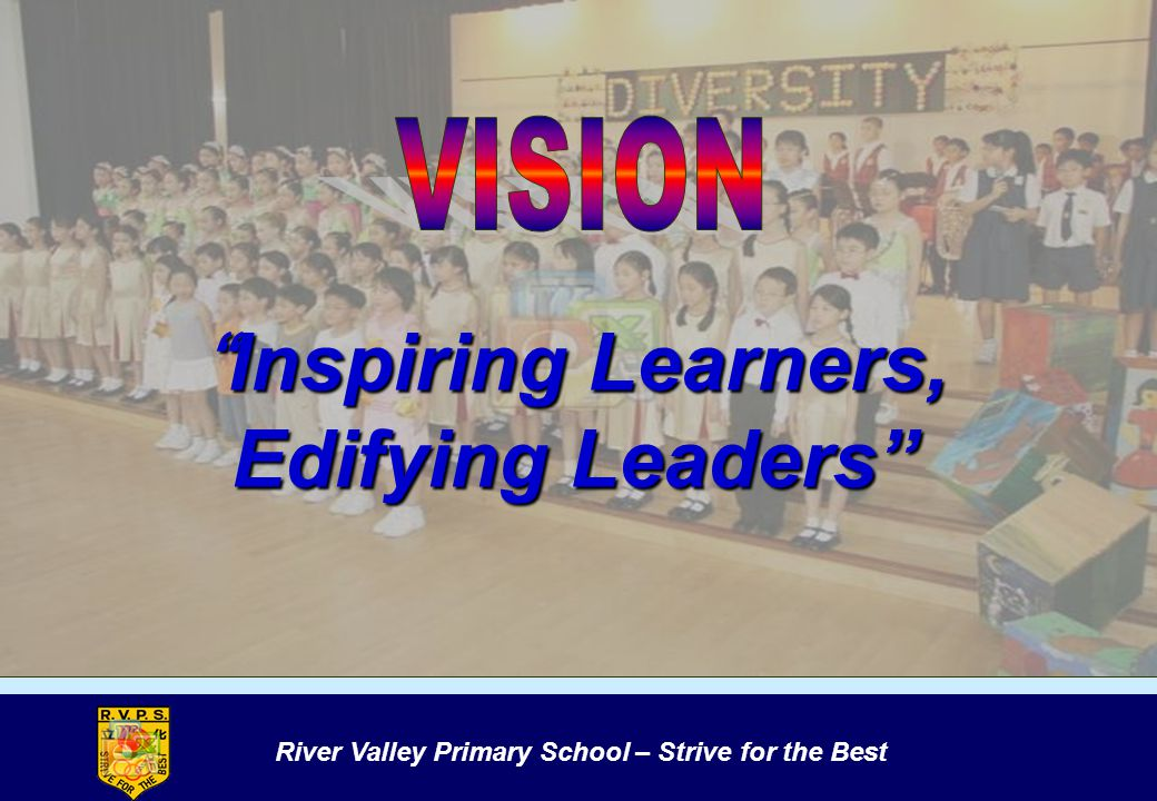 Inspiring Learners, Edifying Leaders