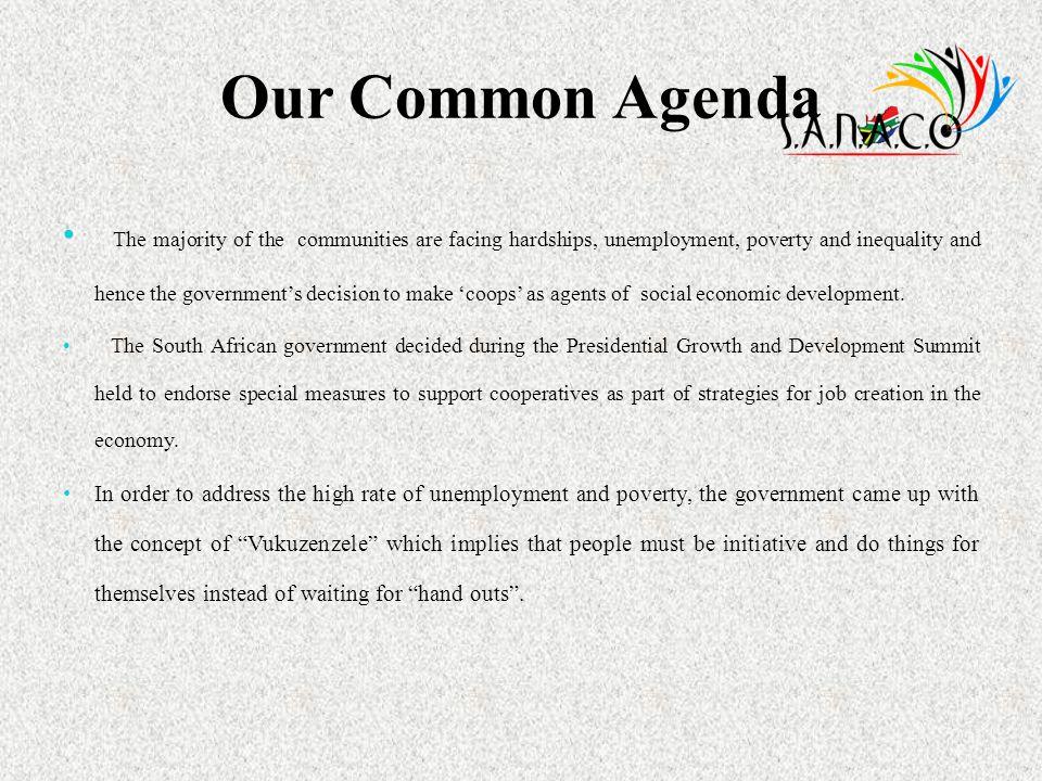 Our Common Agenda