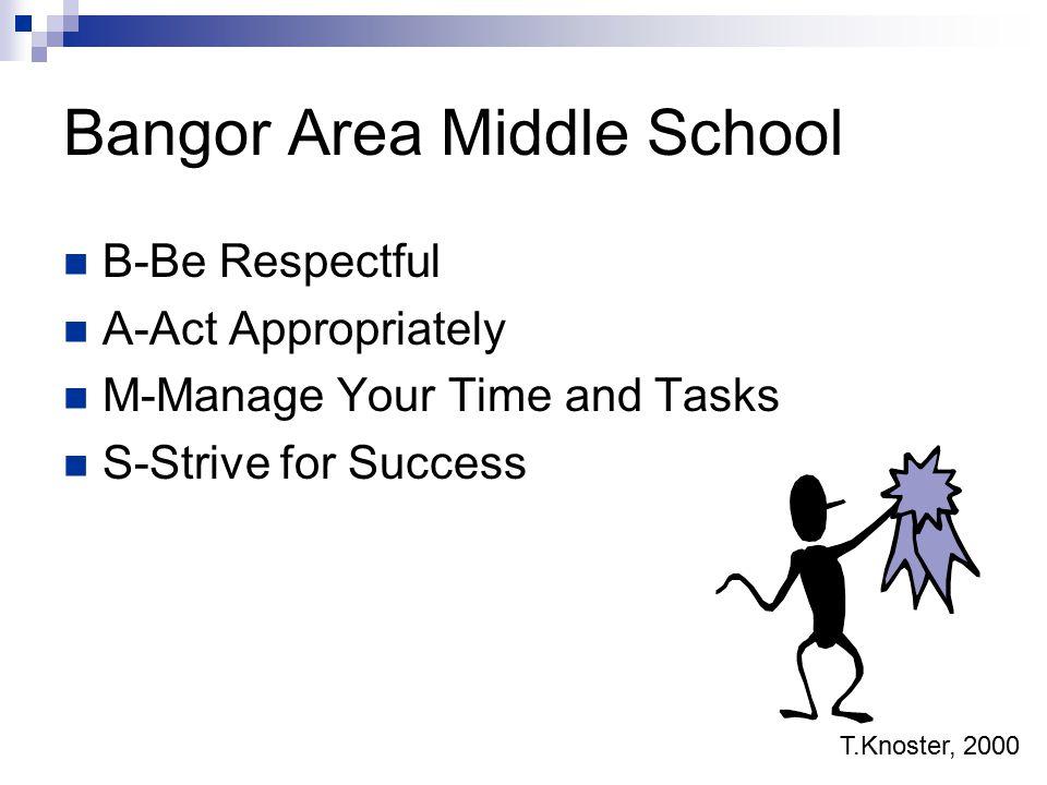 Bangor Area Middle School