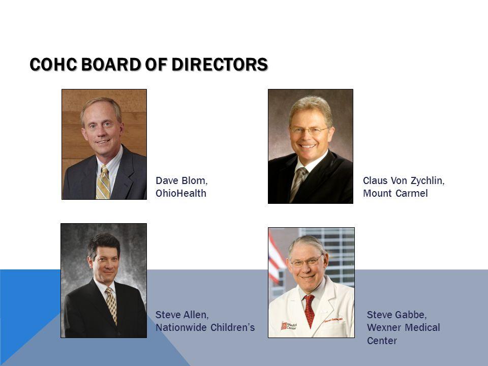COHC Board of Directors