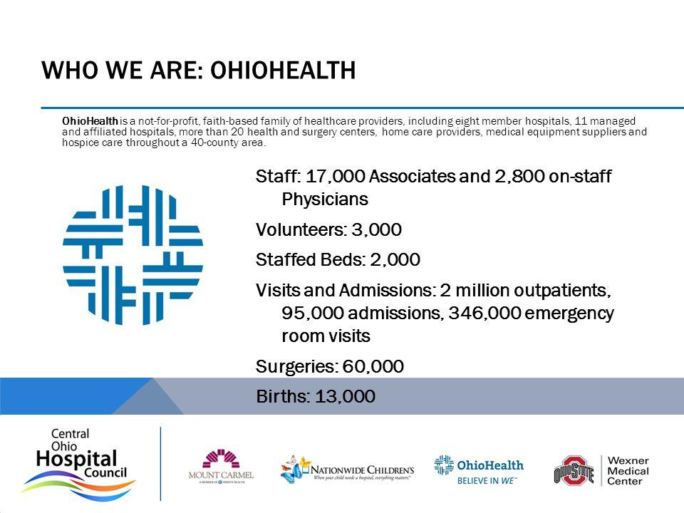 Who we are: Ohiohealth