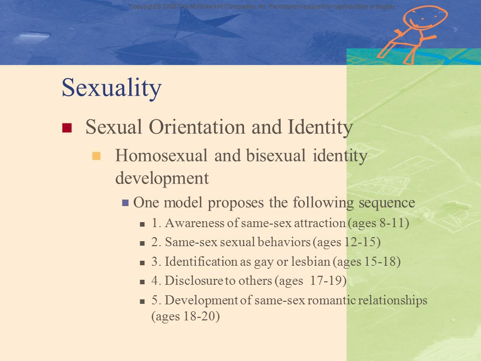Sexuality Sexual Orientation and Identity