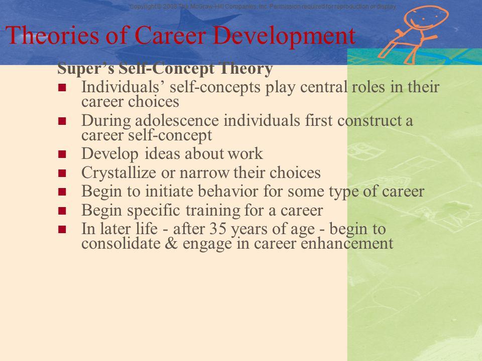 Theories of Career Development