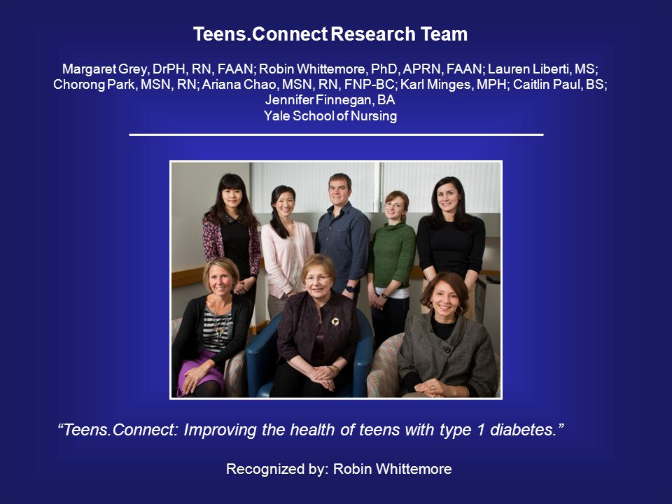 Teens.Connect Research Team