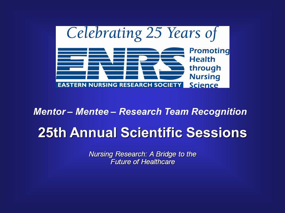 25th Annual Scientific Sessions