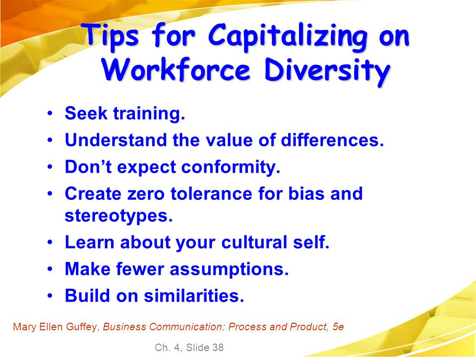 Tips for Capitalizing on Workforce Diversity