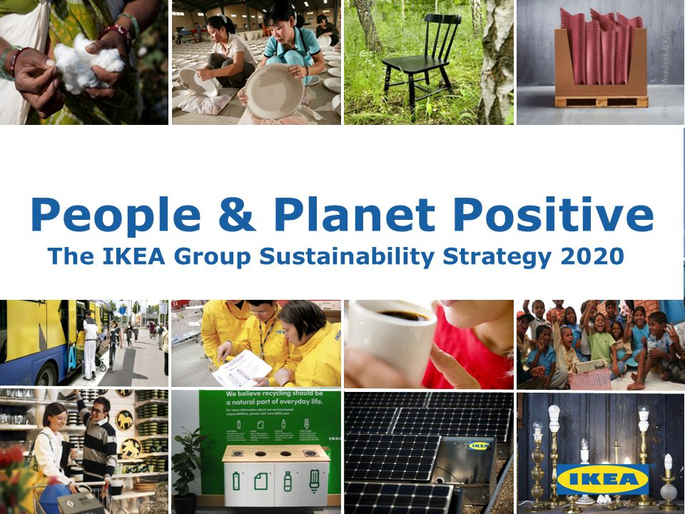 People & Planet Positive The IKEA Group Sustainability Strategy 2020