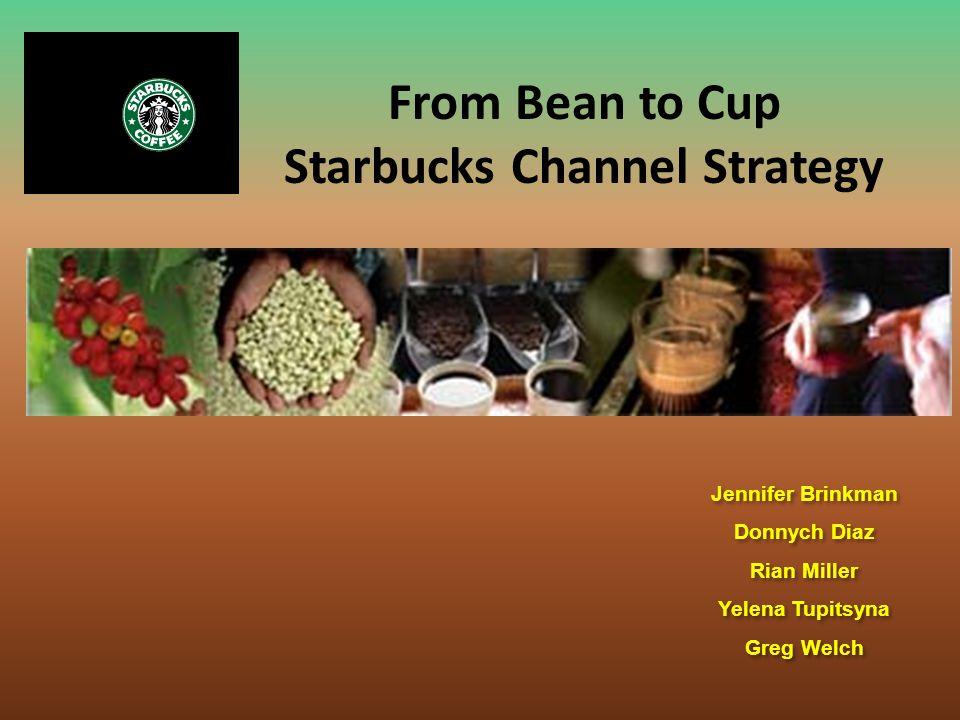 Starbucks Channel Strategy