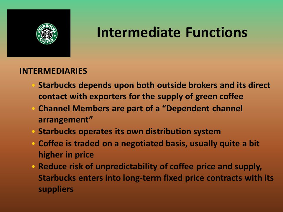 Intermediate Functions