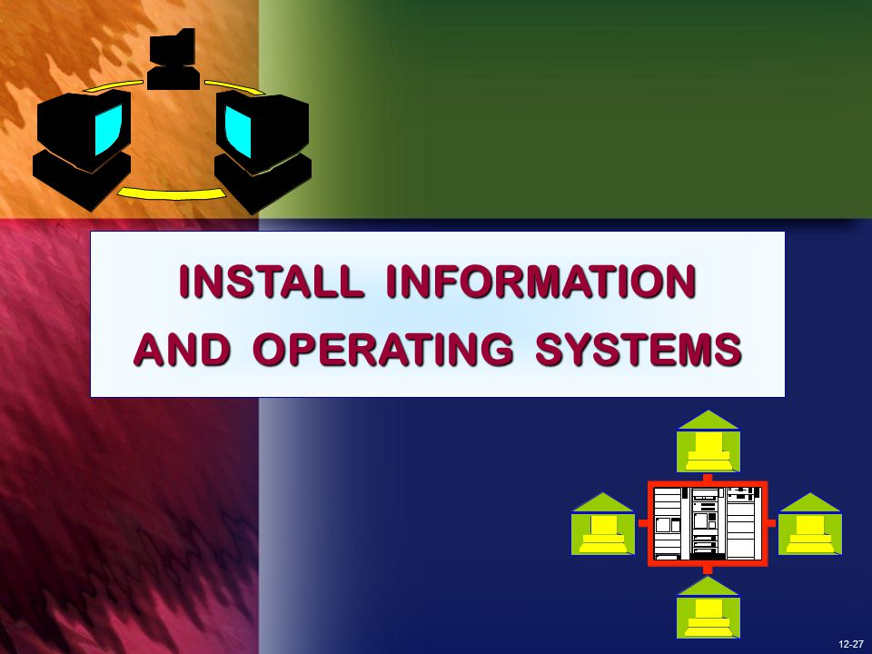INSTALL INFORMATION AND OPERATING SYSTEMS