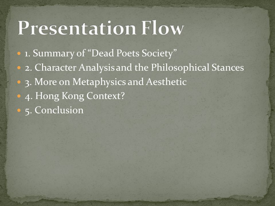"""leadership analysis dead poets society Dead poet's society: eight lessons for entrepreneurs  dead poets society is story of passion,  aliens to teach leadership and power"""", ."""
