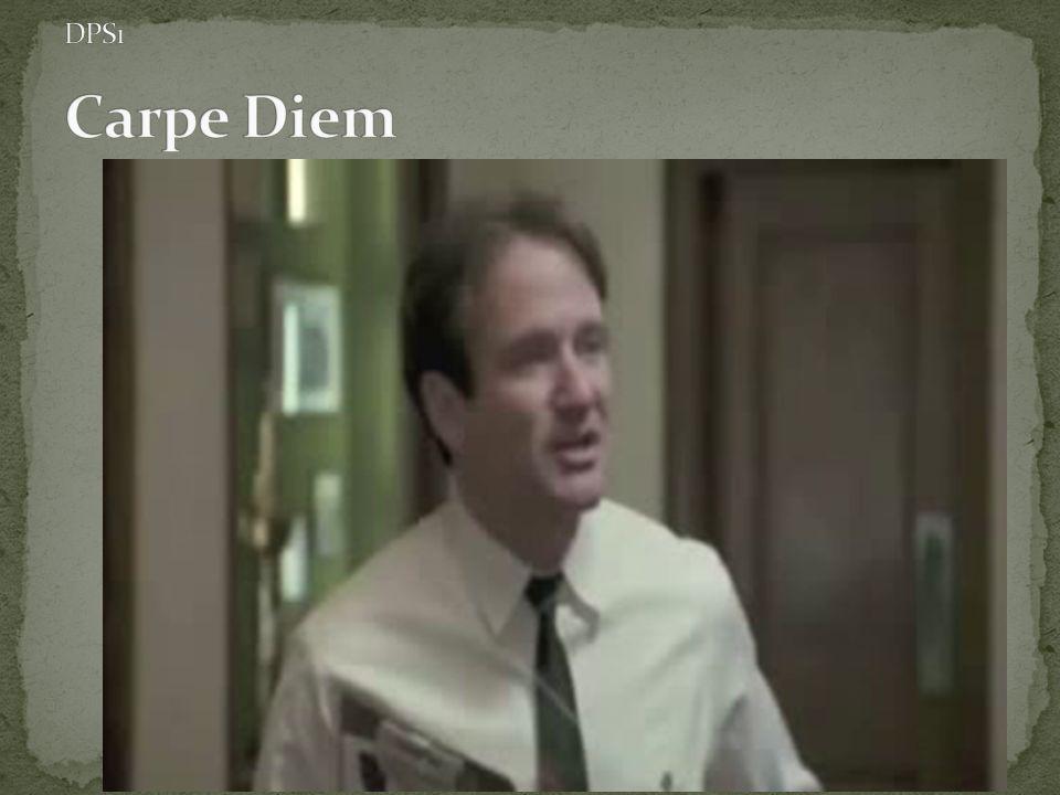 Carpe Diem DPS1