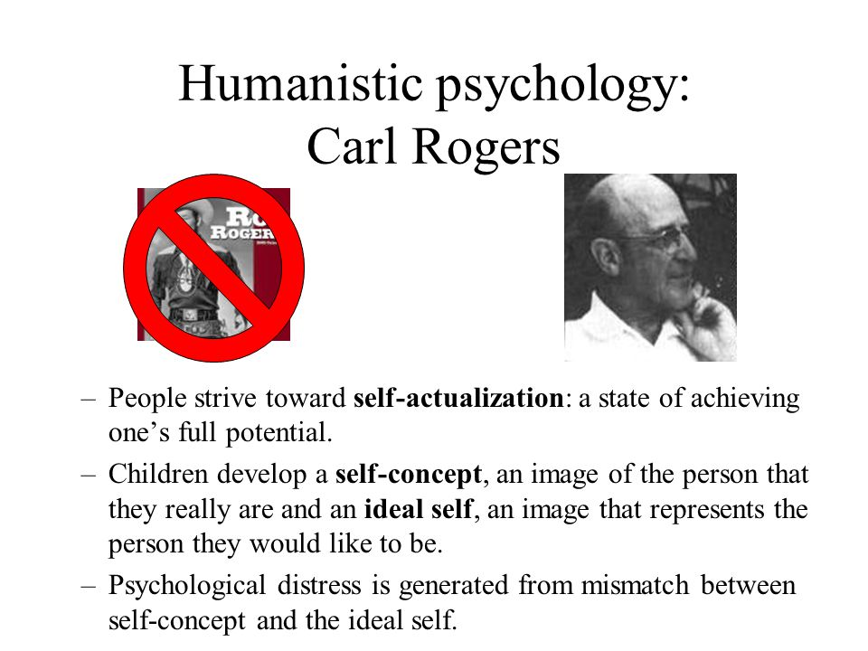Carl rogers self actualization and self