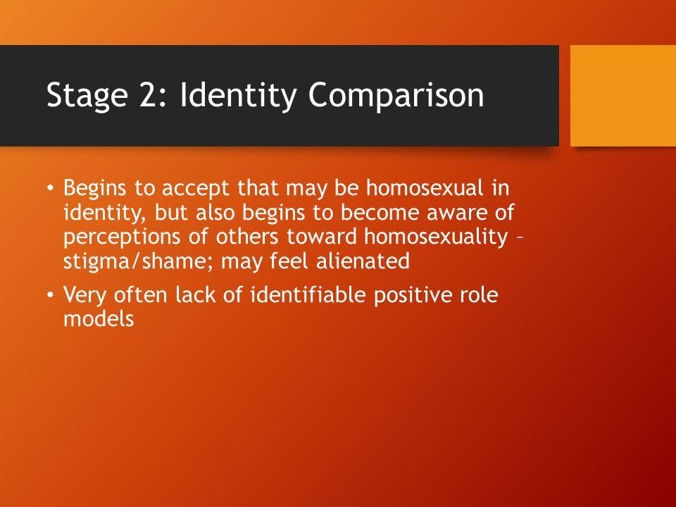 Stage 2: Identity Comparison
