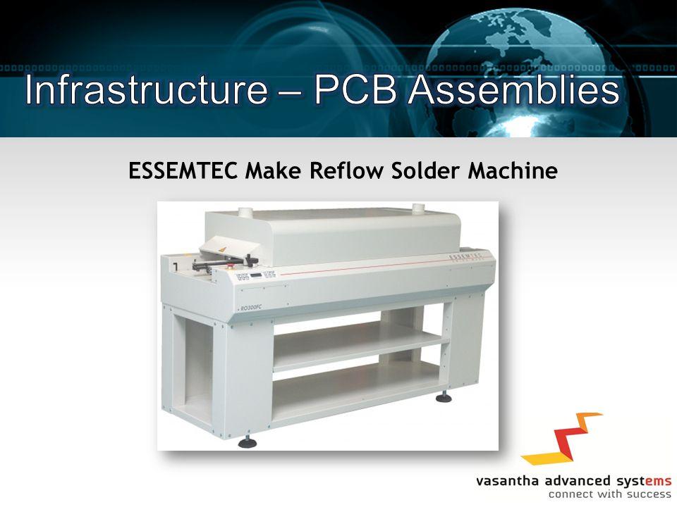 ESSEMTEC Make Reflow Solder Machine