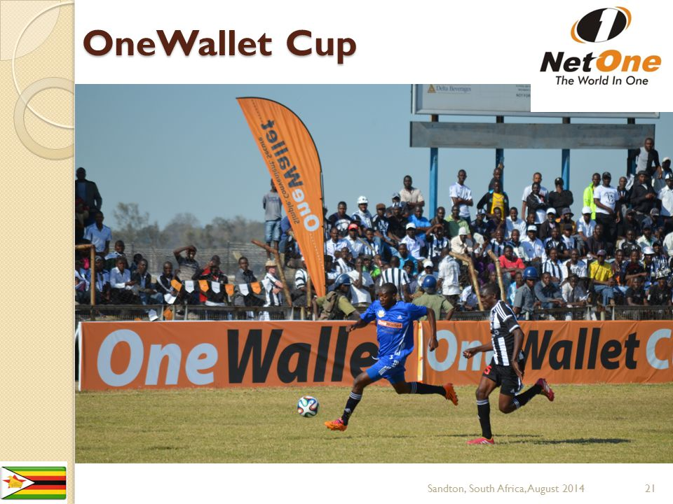 OneWallet Cup Sandton, South Africa, August 2014