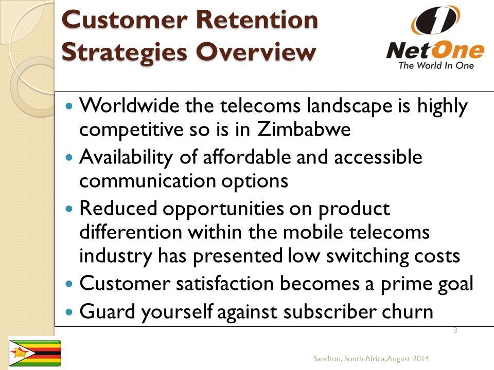 Customer Retention Strategies Overview