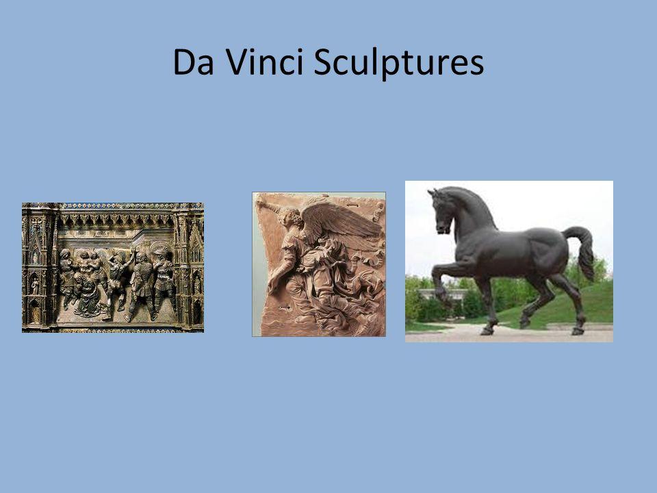 Da Vinci Sculptures