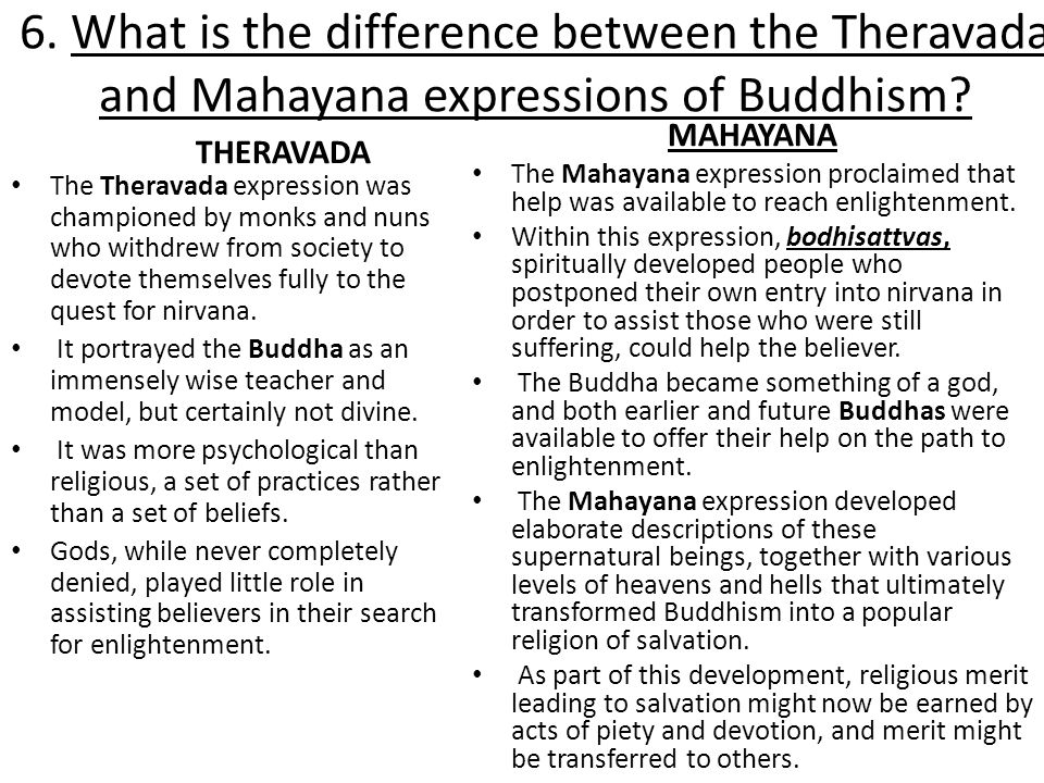 the differences between buddhist music in A survey of common points in christian and buddhist mysticism,  the lotus and the cross  (and differences) between the recorded teachings of the christ and.
