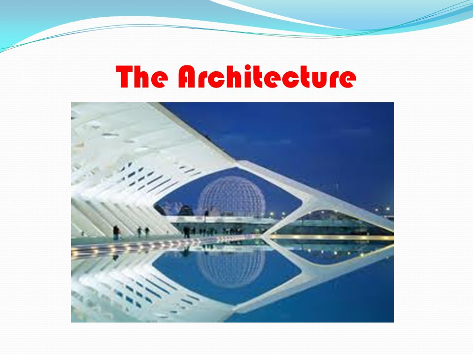The Architecture Ask for a participant to paraphrase the def of Architecture.