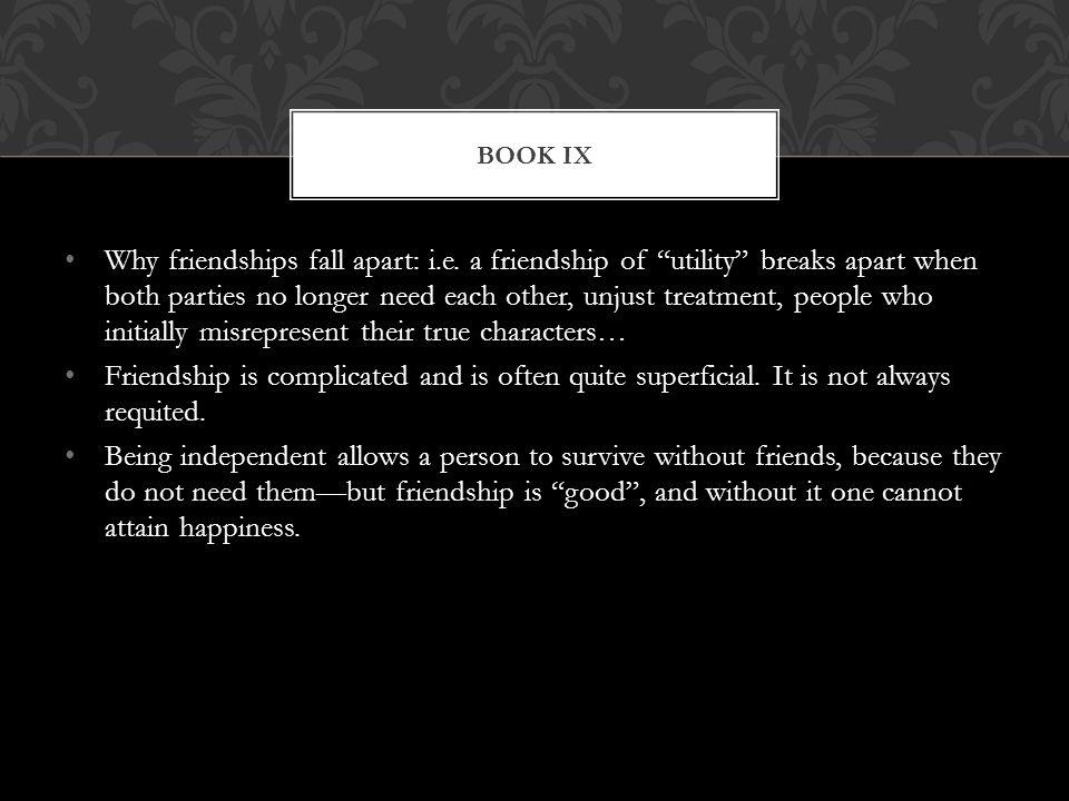 Book ix