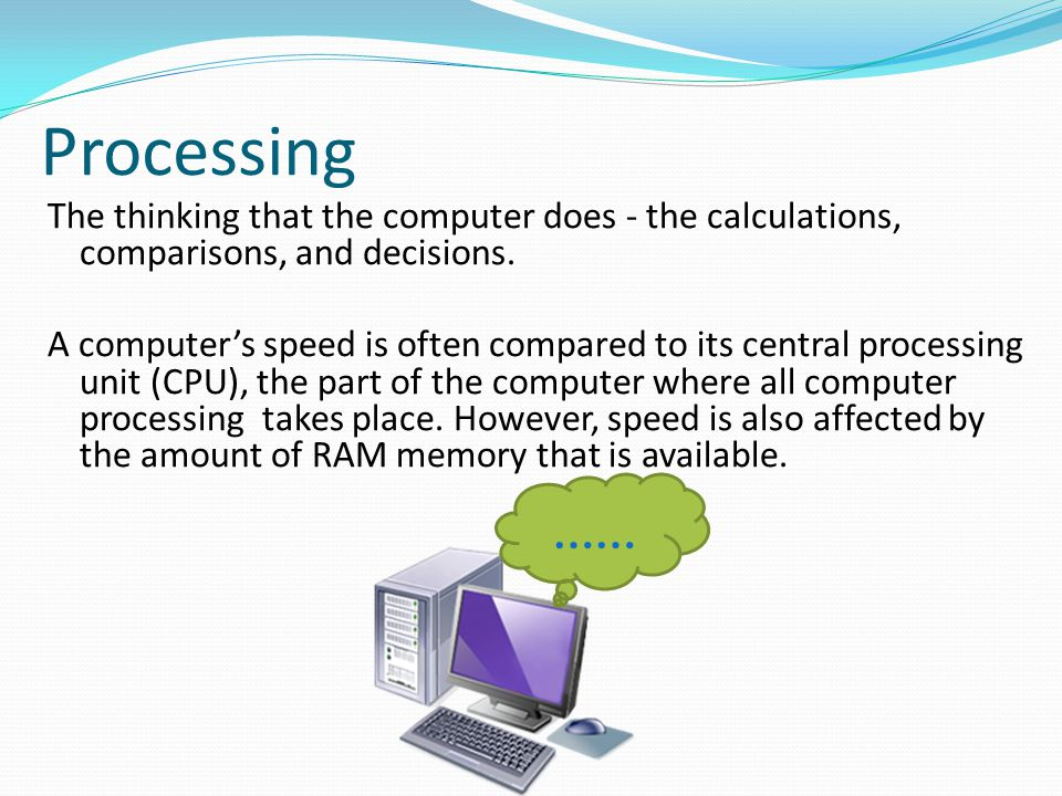 Computer Basics. - ppt download