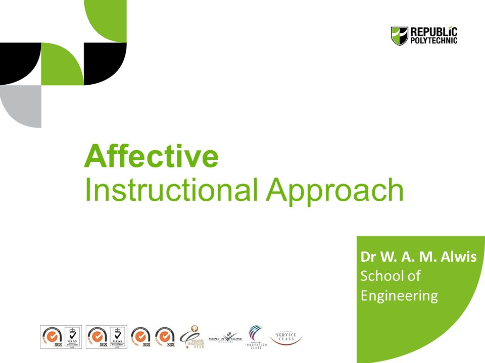Affective Instructional Approach