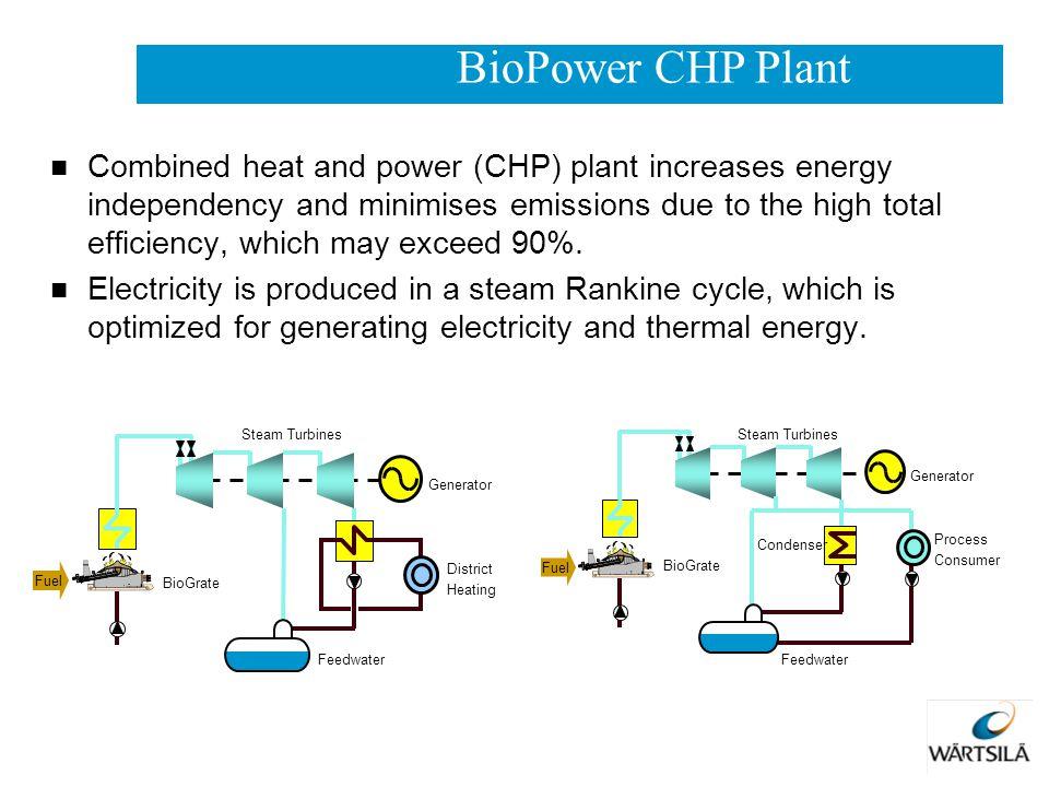 BioPower CHP Plant