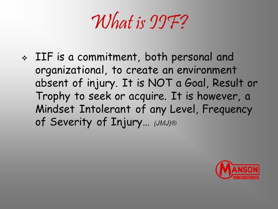 What is IIF