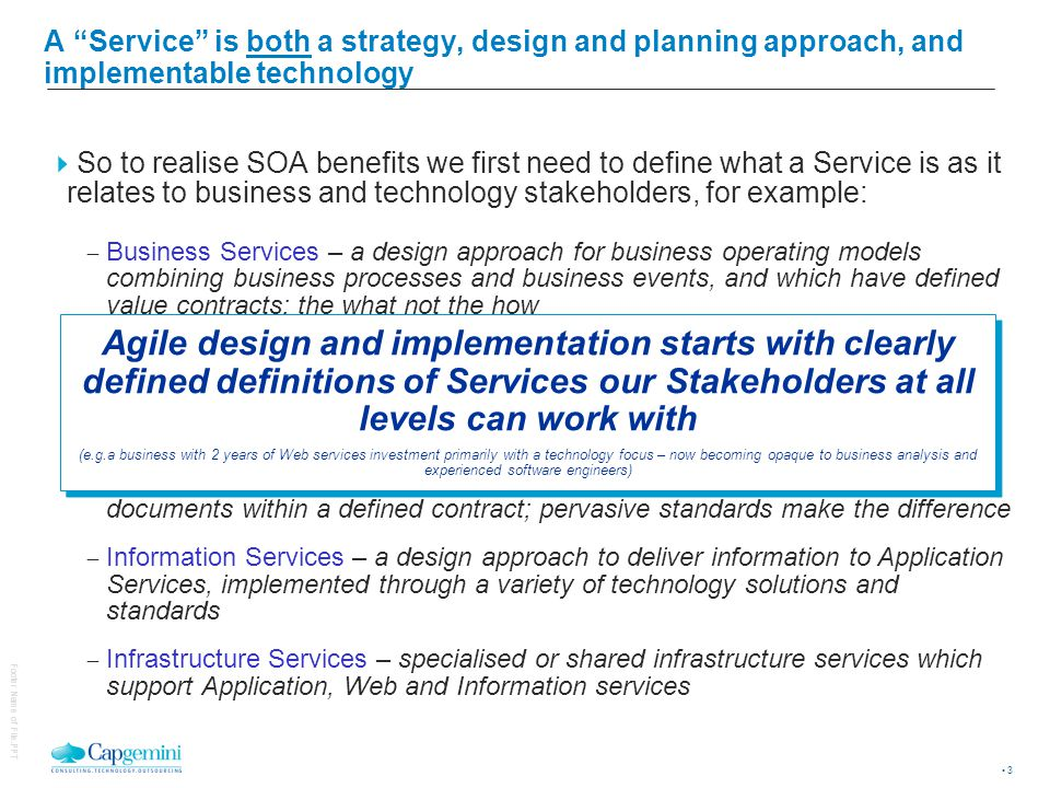 SOA benefits come from thinking beyond Web Services alone