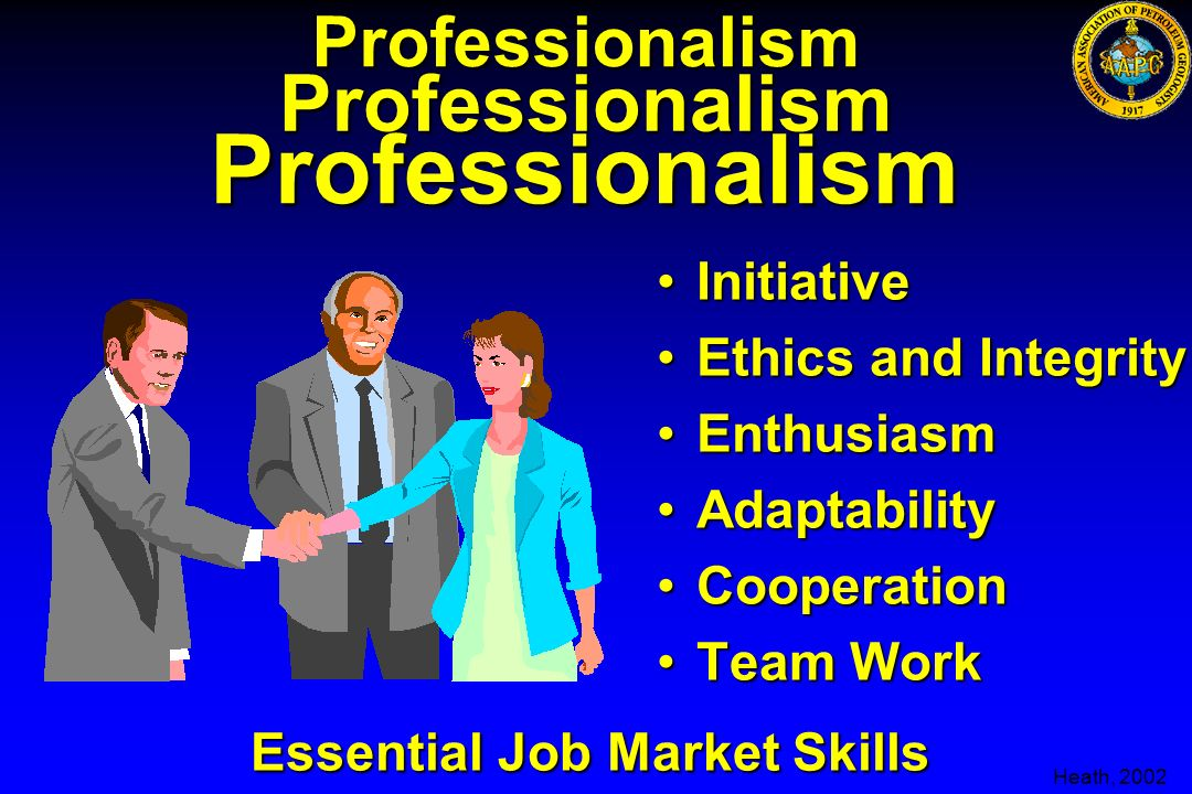 Essential Job Market Skills
