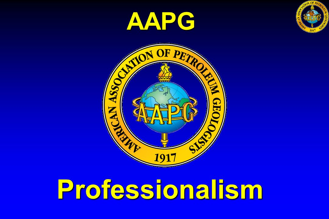 AAPG But what happens after you graduate How does AAPG fufill it's self described mission of becoming essential throughout your geoscience career