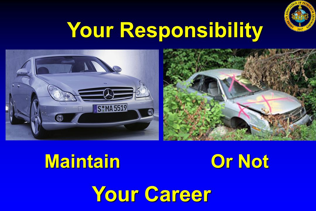 Your Responsibility Your Career