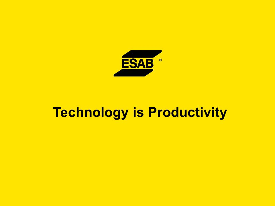 Technology is Productivity