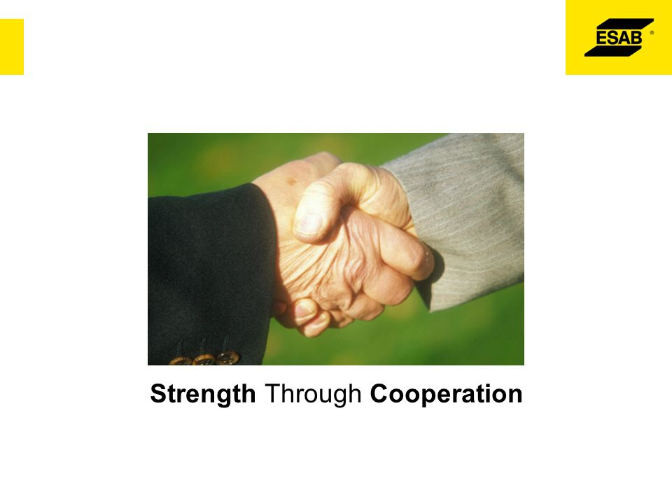Strength Through Cooperation