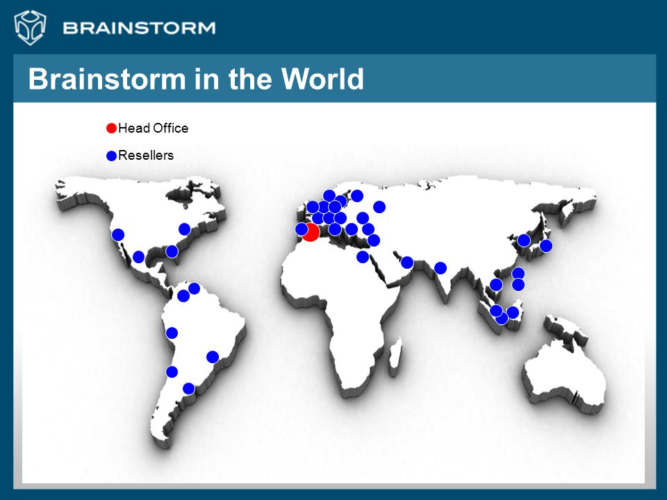 Brainstorm in the World