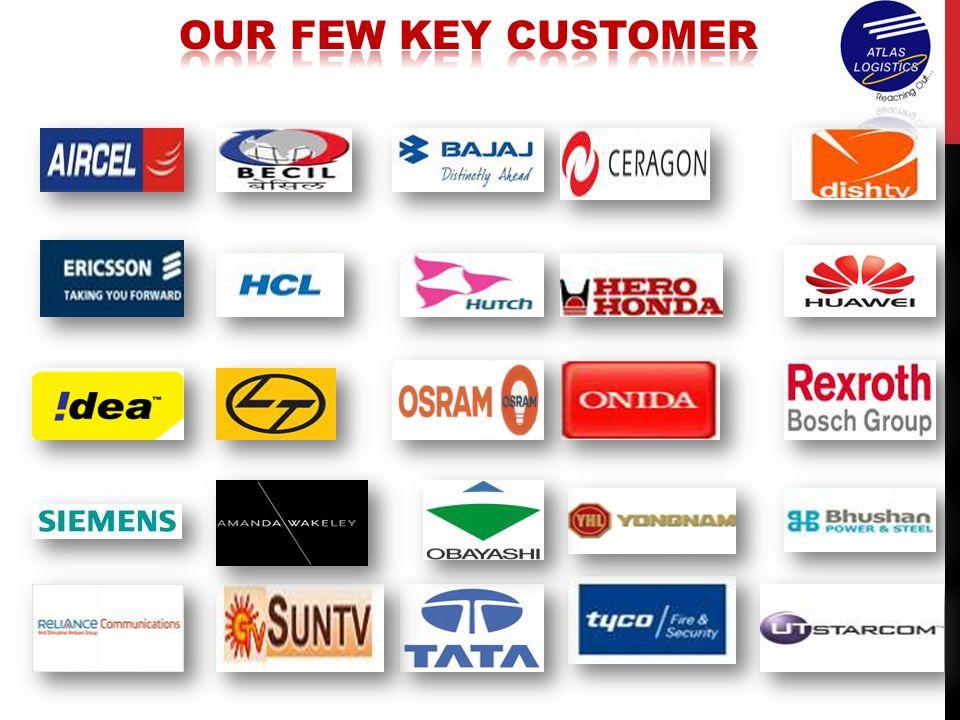 Our few Key customer