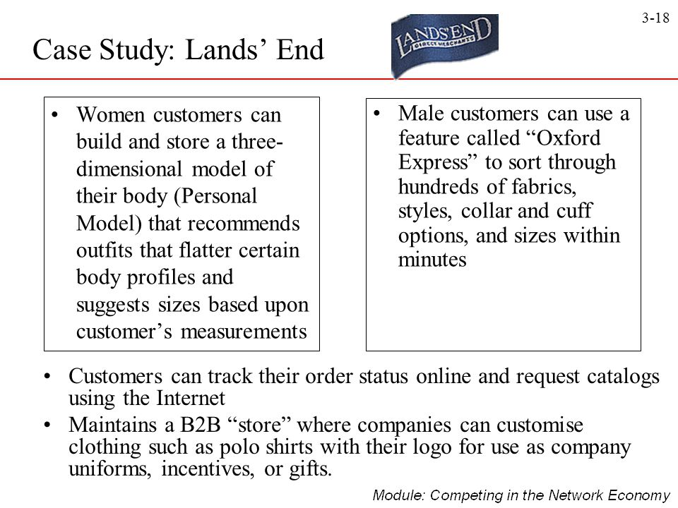 Case Study: Lands' End