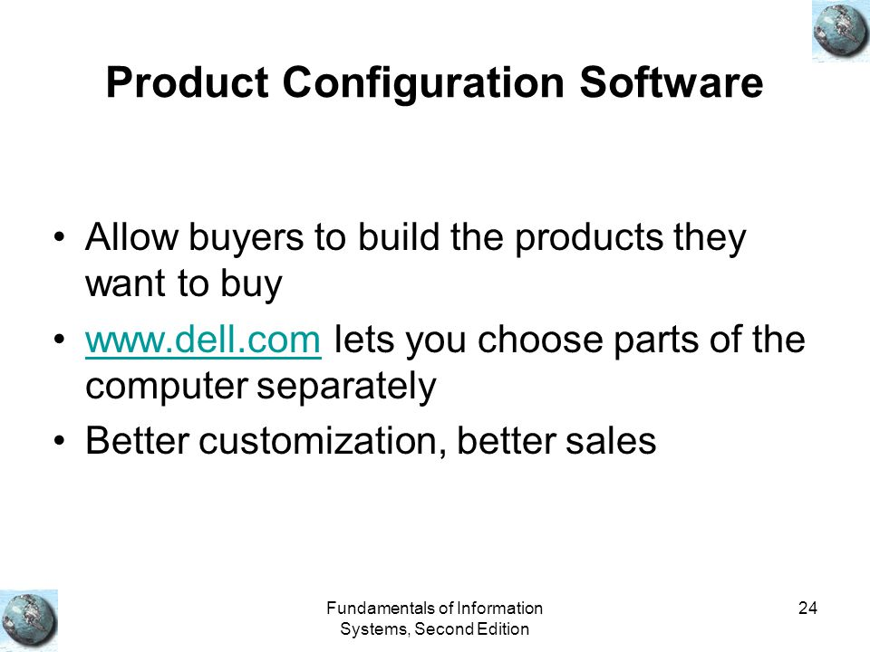Product Configuration Software