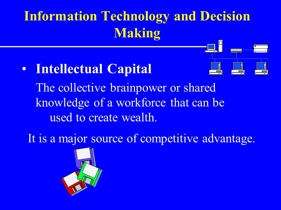 Information Technology and Decision Making