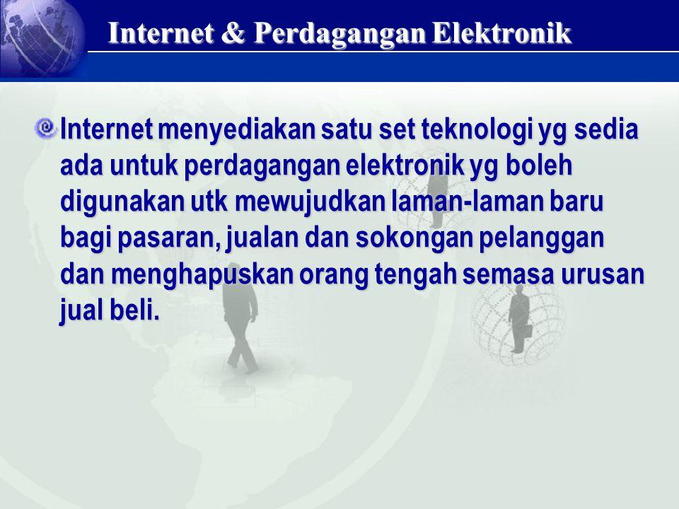 Internet & Perdagangan Elektronik