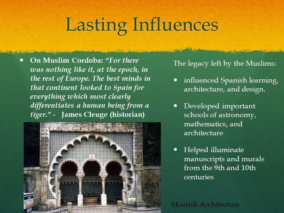 Lasting Influences